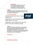 Definitions of International Environment