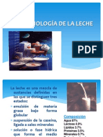 Microbiología de La Leche