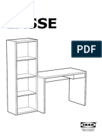Ikea Lasse Bureau