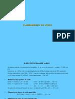Plan de vuelo - 2