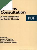 Consulta Sistemica Para Los Servicios de Salud