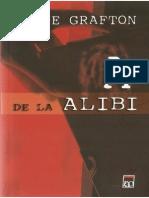 Sue Grafton - A de La Alibi