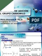 Aldehidos-cetonas Quimica Organica II