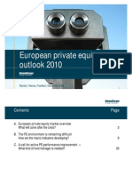 Roland Berger European Private Equity Outlook 20091211
