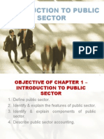 Topic 1 Introduction to Public Sector