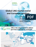 AttachGlobal LNG market trend and European position