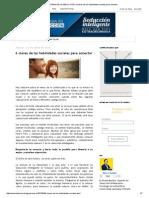 LA ESTRATEGIA de LA SEDUCCIÓN_ 6 Claves de Las Habilidades Sociales Para Conectar