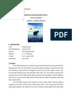 Resensi Karya Sastra Novel