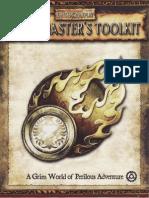 Warhammer FRP - Game Master's Toolkit - 2nd Ed