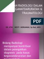 Kegawatdaruratan Radiologi Dr. Westi
