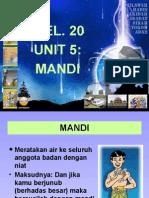 Pel. 20 Unit 5 Mandi