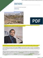 Land, Development and Democracy - 4.25.2015The Hindu