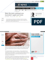 114.Meet the Men Cashing in on Australia's Aged Care Crisis