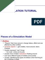 Simulation Tutorial Arena