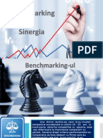 Benchmarking Si Sinergia in Proiect