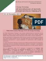 Seminario PADOVA - Introduttivo Downing