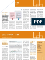 TIM-Consulting Newsletter Mai 2015