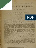 Animal Mechanism - The Eye (1831)