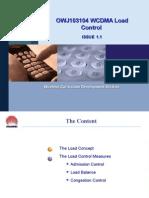 Owj103104 Wcdma Load Control Issue1.1