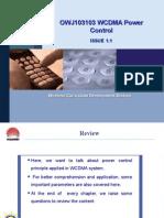 Owj103103 Wcdma Power Control Issue1.1