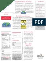 Energy Star Brochure
