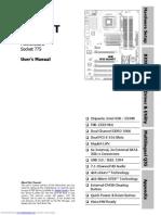Manual Abit IX38 QuadGT