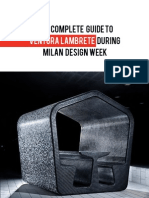 Ventura Lambrete Design Guide