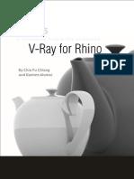 V-Ray for Rhino Manual