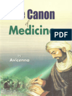 Canon of Medicine, Avicenna