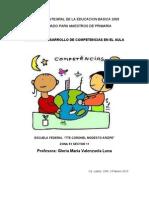 Gloria Valenzuela Modulo 2 Desarrollo de Competencias