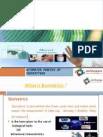 BiometricRecognition Technologies and Biometric Applications