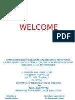 Synopsis Ph.D Pratibha Ppt