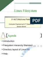 Linux FS