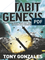 The Tabit Genesis by Tony Gonzales Extract