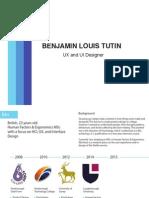 Portfolio UX 2015