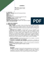 Unidad I Rotación 1 Historia Clínica y Examen Físico