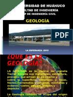 1 Qué Es La Geología