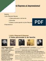 John Maynard Keynes Si Keynesismul