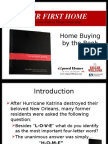 eXposed Homes First Time Home Buyer's Presentation