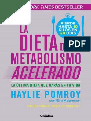 Dieta haylie pomroy blog