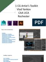 Toolkit Presentation CAA Vlad Yankov