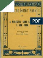 Inayat Khan - A Molestia Suas Causas e Sua Cura