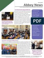 Newsletter 2015 (Spring)