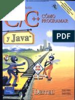 C/C++ y Java