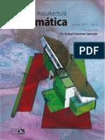 Anuario 2011_Estudios de Arq. Bioclimática