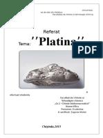 Platina-metale