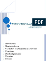 Aitor Marti Nez Jaime Ponce Non Finite Clauses