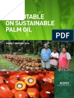 RSPO Impacts Report 2014
