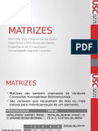 AED - Matrizes