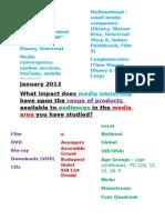 AS Media January 2013